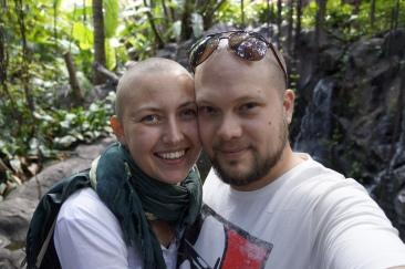 Ett tag gick vi vilse i djungeln..