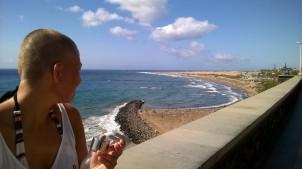 Snyggingen och havet